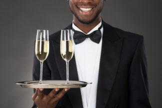 Staff (Waiters, Ushers, Mixologist, Barmen, Chef, Cook)